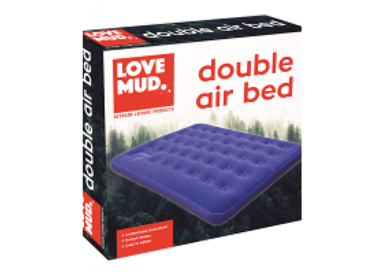 Double Inflatable Camping Air Bed