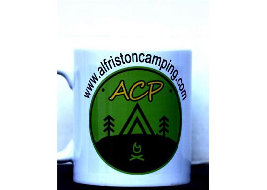 ACP Camping Mug