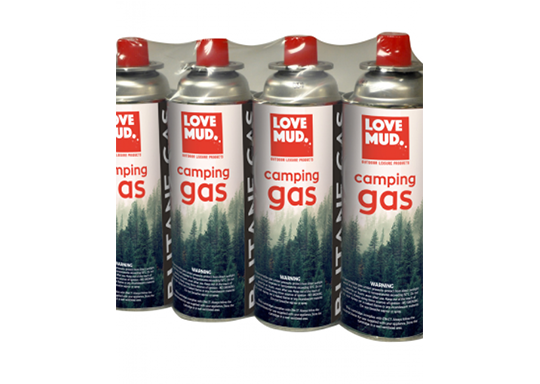 Butane Camping Gas Canisters (note this price is for one canister)