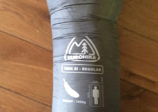 Self inflating mattress